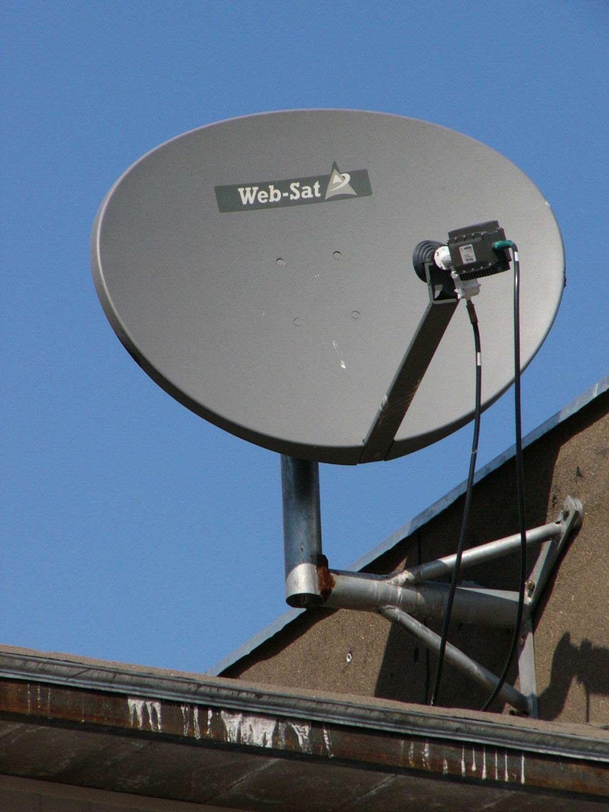 Спутниковая антенна своими руками на телевизор6
